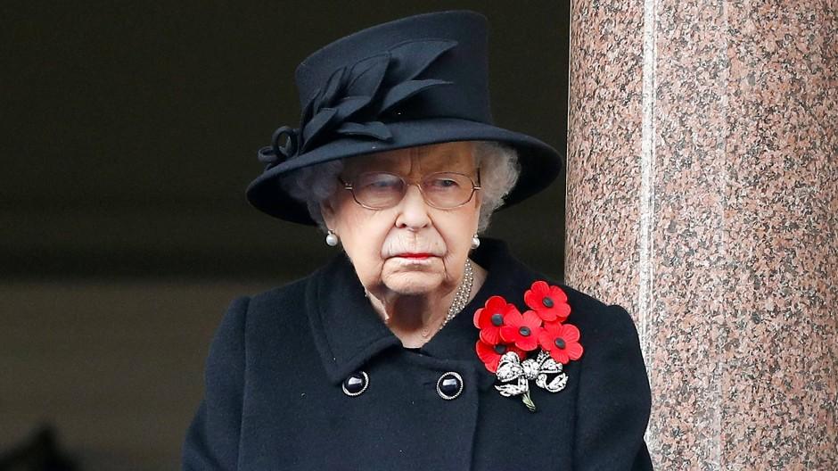 """Die royale Familie befindet sich in zweiwöchiger Trauerzeit, dennoch werde """"den Umständen entsprechenden Verpflichtungen"""" nachgekommen. (Archivfoto der Queen von November 2020)"""