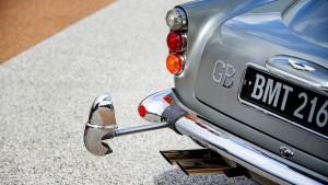 James Bonds Aston Martin unter dem Hammer