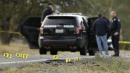 Bewaffneter tötet mehrere Menschen in Kalifornien