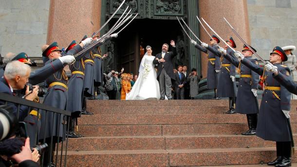 Erste royale Hochzeit seit über einem Jahrhundert