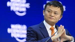 Alibaba-Chef Ma will Bill Gates von Asien werden