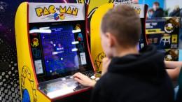 Retrospiele bei der Gamescom
