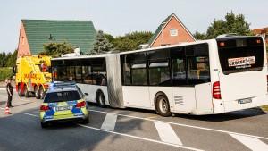 Busattentäter aus Lübeck muss auf unbestimmte Zeit in die Psychiatrie