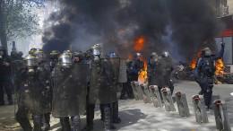 Proteste der Gelbwesten eskalieren