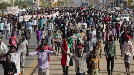Tote bei Protesten in Sudan