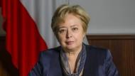 Malgorzata Gersdorf, Präsidentin des Obersten Gerichtshofs in Polen