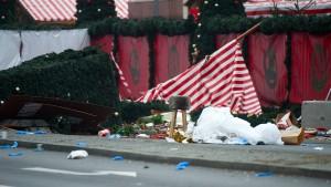 IS reklamiert Attacke auf Weihnachtsmarkt für sich