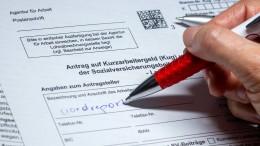 DGB fordert deutliche Anhebung des Kurzarbeitergelds