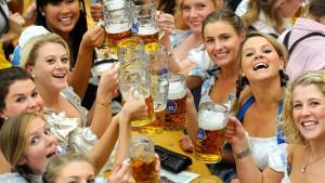 Das Bier, das teurer und beliebter wird