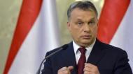 Orbán will Todesstrafe auf der Agenda behalten