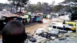 Zahlreiche Tote nach Überschwemmungen
