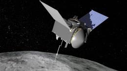 """Die Asteroiden-Mission von """"Osiris-Rex"""""""