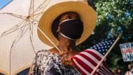 Protest gegen Wahlrechtsreform in Texas