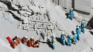 Japan will Überwachungssystem für Vulkane überprüfen