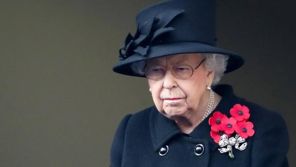 Königin Elizabeth setzt britisches Brexit-Gesetz in Kraft