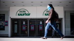 Karstadt Kaufhof beantragt Schutzschirmverfahren