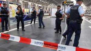 Angreifer in der Schweiz zur Fahndung ausgeschrieben