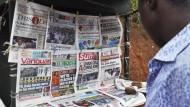Zahlreiche Dorfbewohner in Nigeria getötet