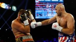 Ex-Weltmeister Fury besiegt Außenseiter Schwarz