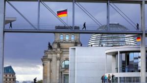 Brandschutz im Reichstag