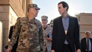 Kushner auf Irak-Visite