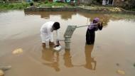 Schlimmste Überschwemmungen seit 1925