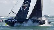 Bislang der Schnellste: Alex Thomson führt derzeit bei der Vendée Globe
