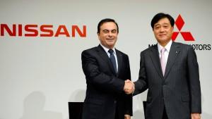 Nissan will bei Mitsubishi Motors einsteigen
