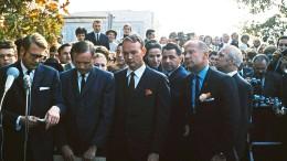 Vor 50 Jahren landeten die Raumfahrer in Bonn