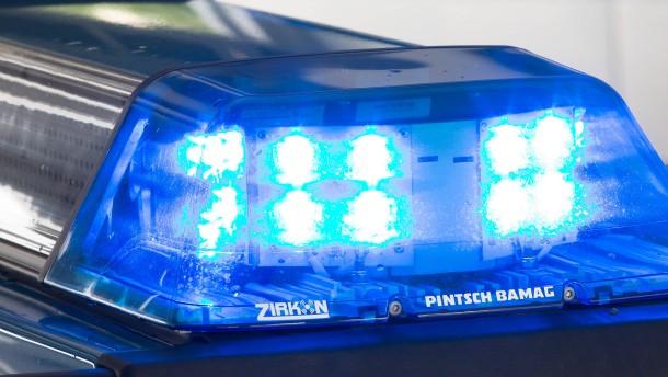 Messerangriff auf Passanten in Hanau