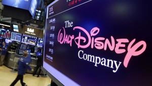 Disney legt im Kampf um Fox nach