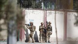 IS bezichtigt sich Angriffs auf Fernsehsender