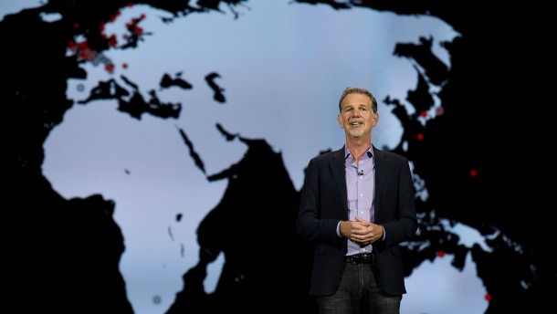 Netflix wird zur Weltvideothek