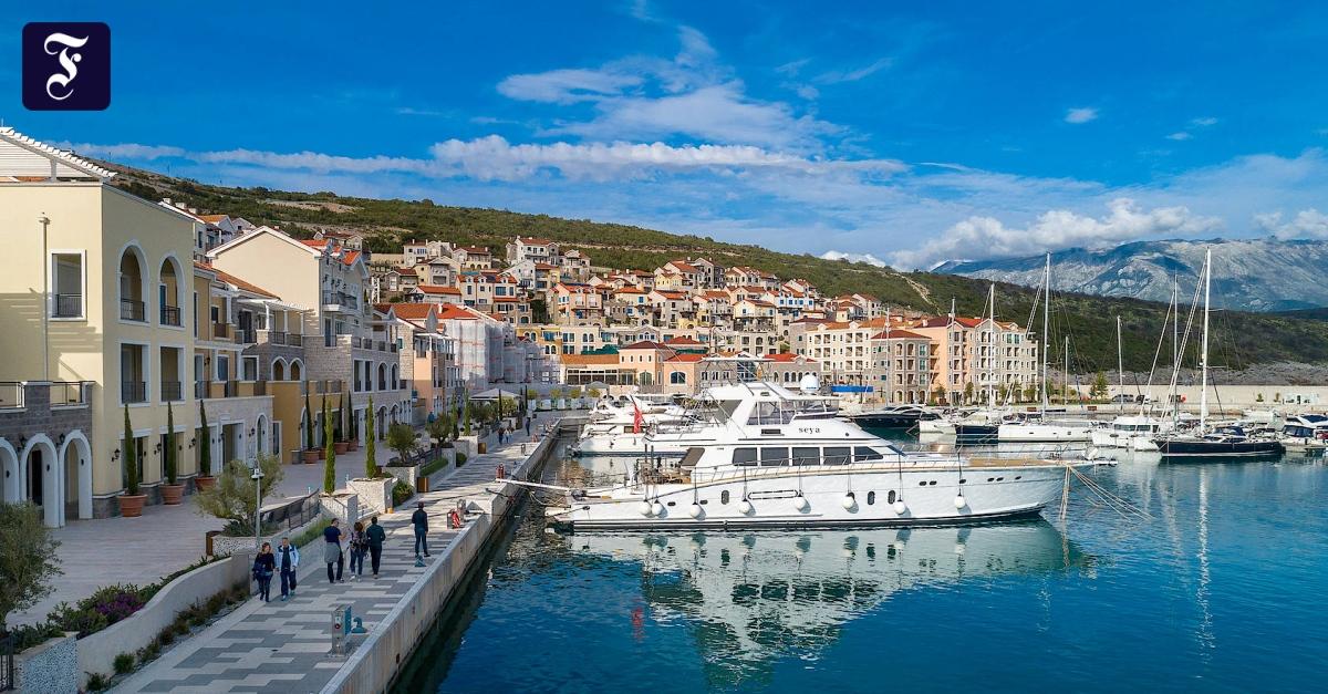 Ferienimmobilien in Montenegro: Das Monte Carlo des Balkans