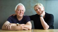 Vor dem Ruhestand: Franz Mayer und Margit Neubauer