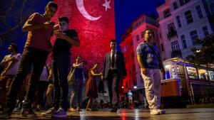 Erdogans Nachtwächter
