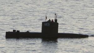 """Was geschah an Bord der """"Nautilus""""?"""
