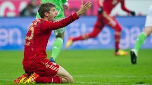 FC Bayern wird in Europa zum Abstiegskandidaten