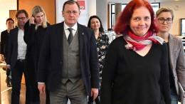 Ramelow soll Ministerpräsident werden – Neuwahlen im April 2021