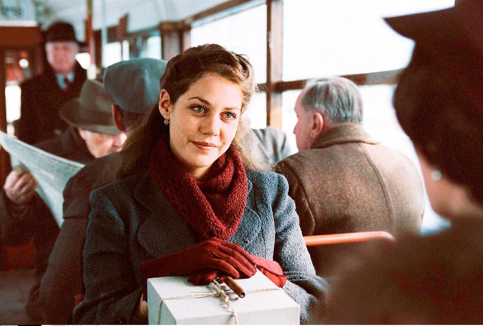 "Felicitas Woll in ""Dresden"" 2005"