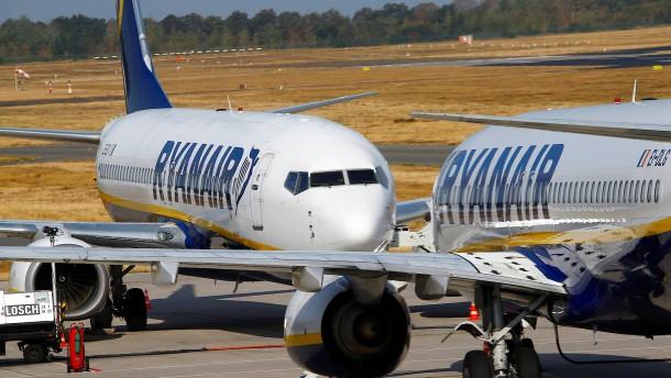 Ryanair-Piloten wollen Mittwoch streiken