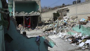 Werkstatt für Feuerwerk in Mexiko explodiert