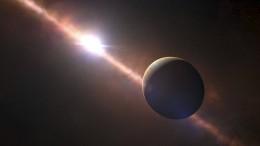 Ein Planet namens Brunhilde?