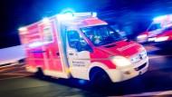 Heikler Einsatz in Korbach: Angehörige attackieren Rettungskräfte