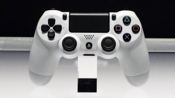 Die Playstation gewinnt gegen die Xbox