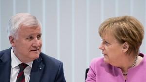 Worauf setzt die CDU im Kampf gegen Martin Schulz?