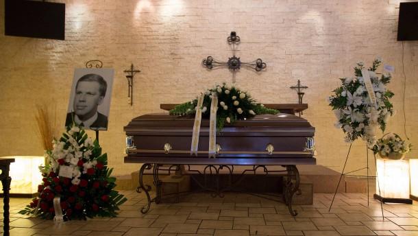 Deutsches El-Paso-Opfer in Mexiko beigesetzt