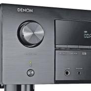 Randvoll mit jüngster Technik: Denon Receiver AVC-X3700H.