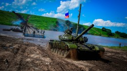 Russia Conducts Three Times More War Games than NATO
