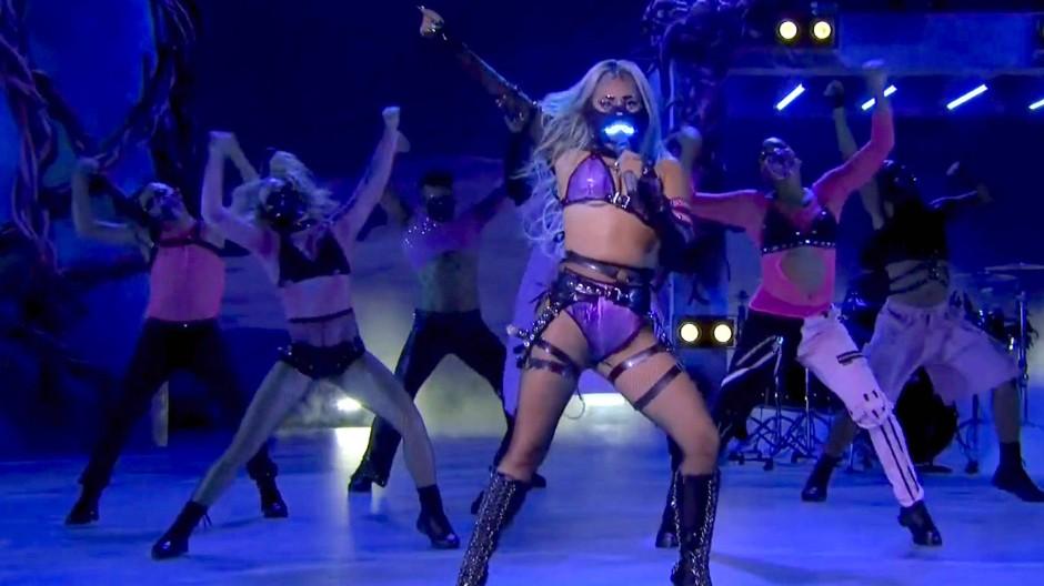 Lady Gaga-Medley feat. Ariana Grande